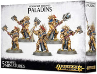 Games Workshop: Warhammer - Stormcast Eternals Paladins