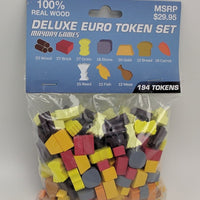 Deluxe Euro Token Expansion - Supplies - The Dice Owl