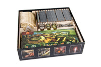 Broken Token - 7 Wonders Organizer - Supplies - The Dice Owl