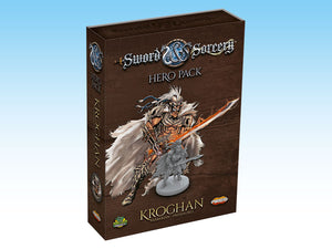 Sword & Sorcery: Hero Pack – Kroghan Hero Pack