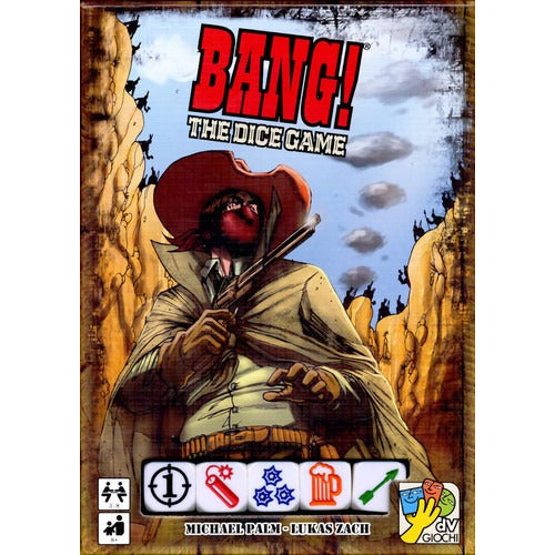 BANG! Le jeu de dés - Board Game - The Dice Owl