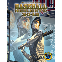 Baseball Highlights: 2045 - Board Game - The Dice Owl