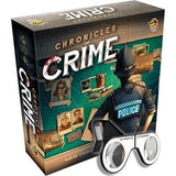 Chronicles of Crime (FR) (Pre-Order) - Board Game - The Dice Owl