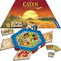 Catan: Le jeu base (Version de voyage) - Board Game - The Dice Owl