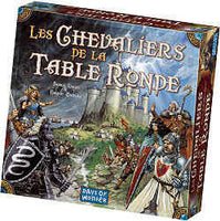 Chevaliers de la table ronde jeu de société | The Dice Owl