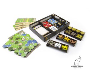 Clans of Caledonia Organizer - Supplies - The Dice Owl