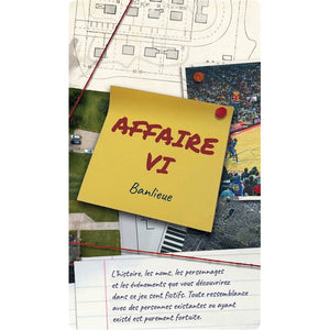 Detective: Un Jeu d'Enquête Moderne - Affaire 6 - The Dice Owl