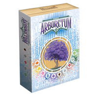 Arboretum Deluxe Edition - Board Game - The Dice Owl