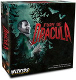 Fury of Dracula - Board Game - The Dice Owl