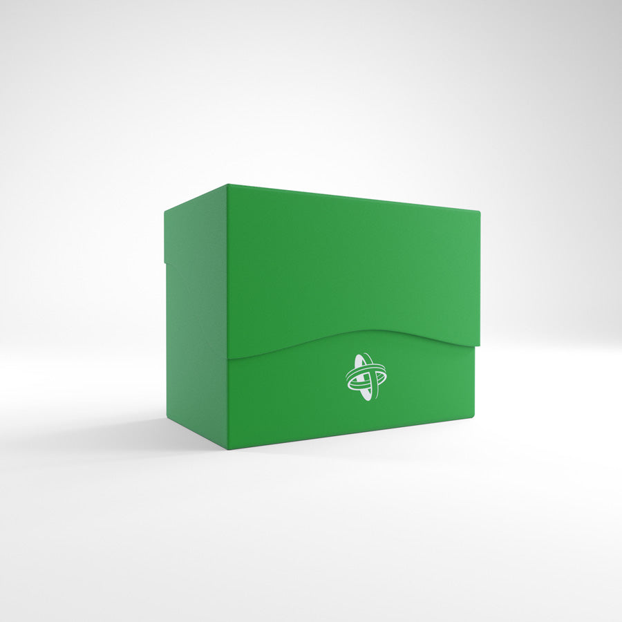 Gamegenic - Deck Box: Side Holder Green (80ct)