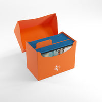 Gamegenic - Deck Box: Side Holder Orange (80ct)