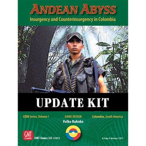 Andeas Abyss: Upgrade Kit - the dice owl