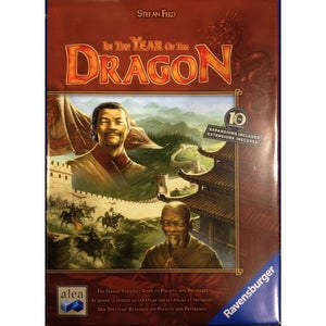 In the Year of the Dragon: 10th Anniversary - Board Game - The Dice Owl
