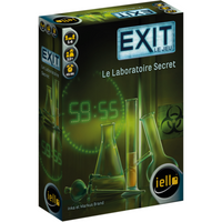 EXIT: Le Laboratoire Secret (FR)