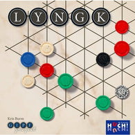 LYNGK - Board Game - The Dice Owl
