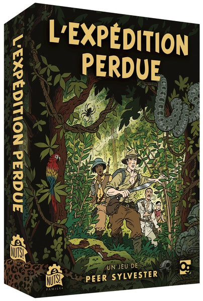 L'Expédition Perdue (FR) - The Dice Owl