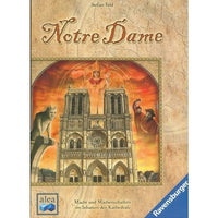Notre Dame - Board Game - The Dice Owl