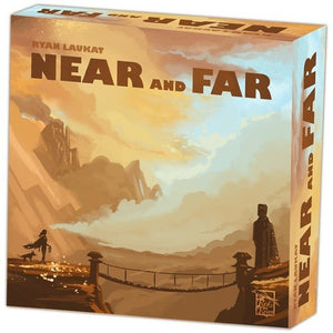 Near and Far - Board Game - The Dice Owl