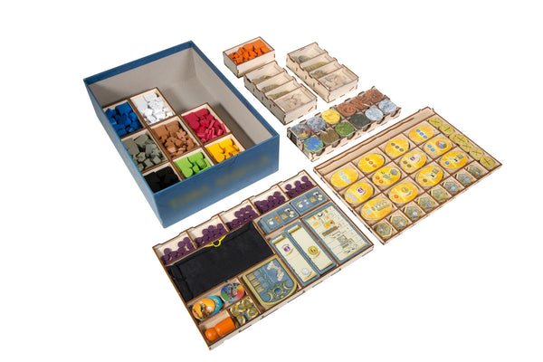 Broken Token -  Terra Mystica Organizer - Supplies - The Dice Owl