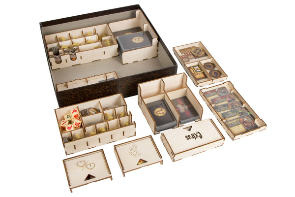 Broken Token -  Mice and Mystics Organizer - Supplies - The Dice Owl