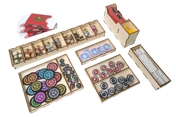 Broken Token - Gloomhaven Forgotten Circles Upgrade - Supplies - The Dice Owl