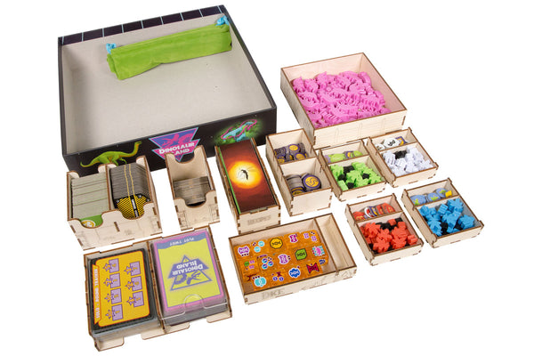 Broken Token -  Dinosaur Island Organizer - Supplies - The Dice Owl