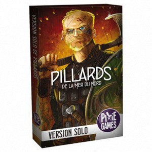 Pillards de la Mer du Nord: Version Solo (FR) - The Dice Owl