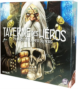 Pillards de la Mer du Nord: Taverne des Héros (FR) - The Dice Owl