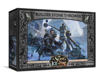 A Song of Ice & Fire: Tabletop Miniatures Game – Night's Watch Stone Thrower Crew Expansion