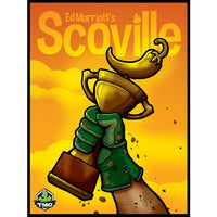 Scoville - Board Game - The Dice Owl