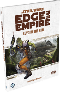 Star Wars: Edge of the Empire - Beyond the Rim (Pre-Order)