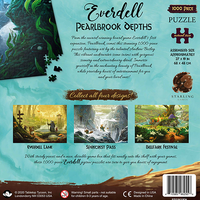 Everdell Puzzle - Pearlbrook Depths (1000 pieces)