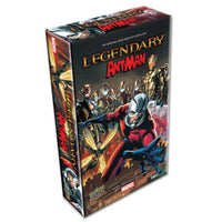 Legendary Ant-Man - board games - the dice owl