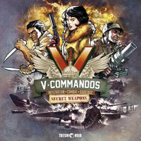 V-Commandos: Secret Weapons - Board Game - The Dice Owl