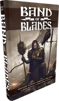 Band of Baldes: Core Rulebook - RPG - The Dice Owl