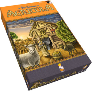 Agricola - Édition Révisée (FR) - Board Game - The Dice Owl
