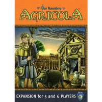 Agricola 5-6 Player Expansion - Board Game - The Dice Owl