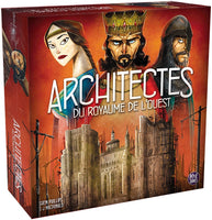 Architectes du Royaume de l'Ouest (FR) - Board Game - The Dice Owl