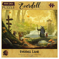 Everdell Puzzle - Everdell Lane (1000 pieces)