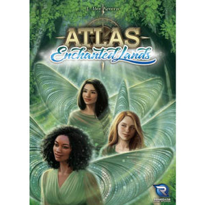 Atlas: Enchanted Lands - Board Game - The Dice Owl