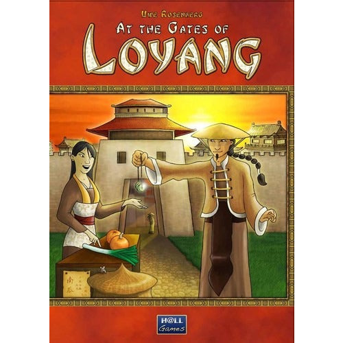At the Gates of Loyang - Board Game - The Dice Owl