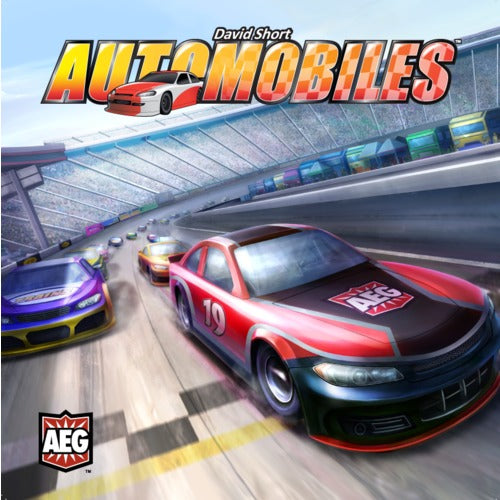 Automobiles - Board Game - The Dice Owl