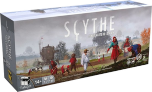 Scythe: Conquérants du Liontain - Board Game - The Dice Owl