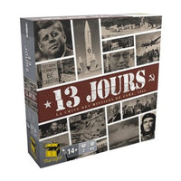 13 jours: la crise des missiles de Cuba, 1962 (FR) - Board Game - The Dice Owl