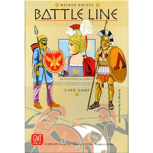 Battle Line - Board Game - The Dice Owl