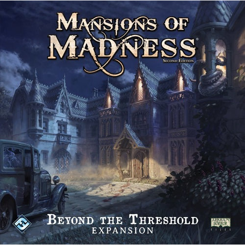 Mansions of Madness Second Edition: Beyond the Threshold - Board Game - The Dice Owl