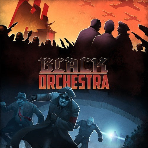 Black Orchestra - Board Game - The Dice Owl