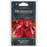 Android: Netrunner – Blood and Water - Board Game - The Dice Owl