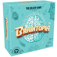 Braintopia - Board Game - The Dice Owl