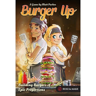 Burger Up - Board Game - The Dice Owl